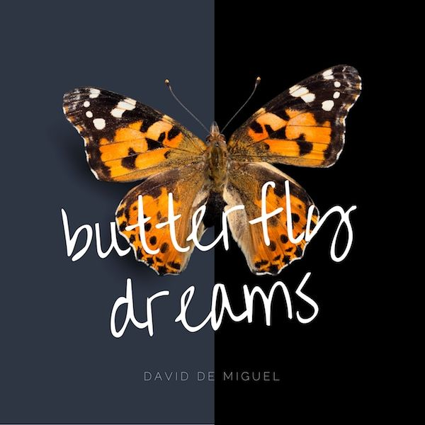 Single: Butterfly Dreams. Composición de David de Miguel.