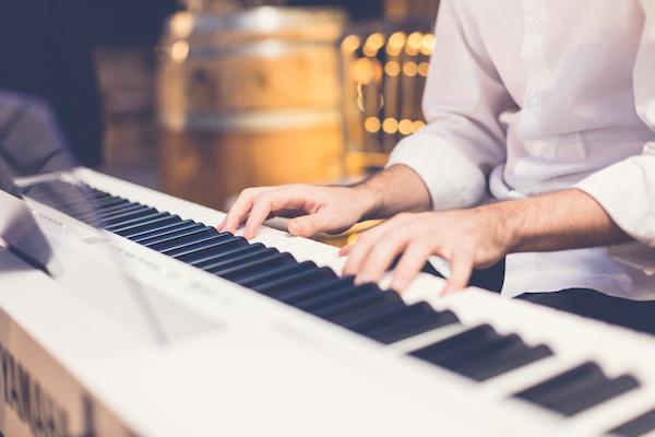 David de Miguel. Profesor de piano.