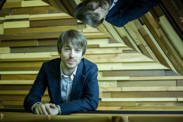 David de Miguel. Pianista y compositor.